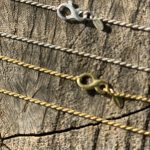 Long chain with Infinity clasp